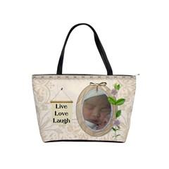 Mhelanbag By Bernadette Simon Villaverde   Classic Shoulder Handbag   Gzxk4uxmjh4c   Www Artscow Com Front