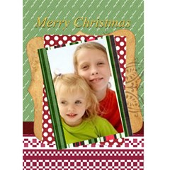 Christmas card by Joely Front Cover