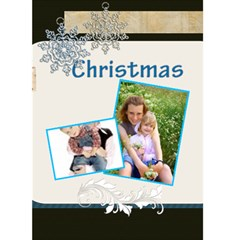 Christmas Card By Joely   Greeting Card 5  X 7    Ya26awmcbt25   Www Artscow Com Front Cover