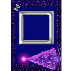 O Christmas Tree Card 5x7 By Deborah   Greeting Card 5  X 7    31w6nbxq33f6   Www Artscow Com Front Inside