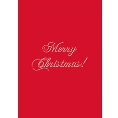 Christmas Card By Joely   Greeting Card 5  X 7    Yujb4ddbpc3m   Www Artscow Com Front Inside
