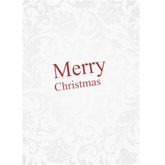 Christmas Card By Joely   Greeting Card 5  X 7    Pbn4jfh7gmi3   Www Artscow Com Back Inside