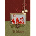 Greeting Card 5  x 7  -  Tis the Season