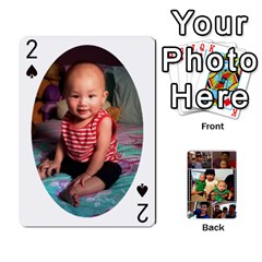 Daddy Cards By Jas   Playing Cards 54 Designs   Xonnja7d0zt5   Www Artscow Com Front - Spade2