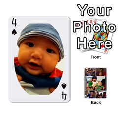 Daddy Cards By Jas   Playing Cards 54 Designs   Xonnja7d0zt5   Www Artscow Com Front - Spade4