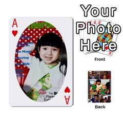 Ace Daddy Cards By Jas   Playing Cards 54 Designs   Xonnja7d0zt5   Www Artscow Com Front - HeartA