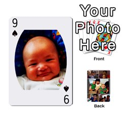 Daddy Cards By Jas   Playing Cards 54 Designs   Xonnja7d0zt5   Www Artscow Com Front - Spade9