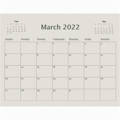 Calendar: My Family By Jennyl   Wall Calendar 11  X 8 5  (12 Months)   65bcj7g98b3a   Www Artscow Com Mar 2017