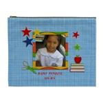 Cosmetic Bag (XL) : Back to School 12
