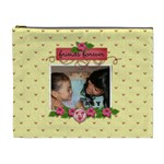 Cosmetic Bag (XL): Friends Forever