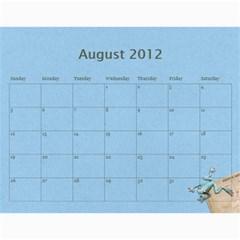 Calendar Yasen 2012 By Boryana Mihaylova   Wall Calendar 11  X 8 5  (12 Months)   Ii0kkw3u46xv   Www Artscow Com Aug 2012