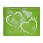 sweet heart cosmetic bag (XL)