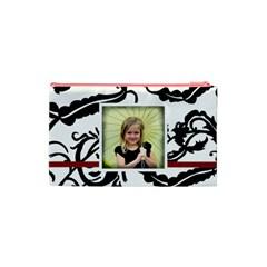 Small Cosmetic Bag By Amanda Bunn By Amanda Bunn   Cosmetic Bag (small)   1e14nugr6ovr   Www Artscow Com Back