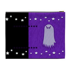 Halloween Xl Cosmetic Bag By Amanda Bunn   Cosmetic Bag (xl)   1iuaj108mcml   Www Artscow Com Back