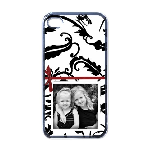 Iphone 4 Case By Amanda Bunn By Amanda Bunn   Apple Iphone 4 Case (black)   Q2svhophn0fw   Www Artscow Com Front