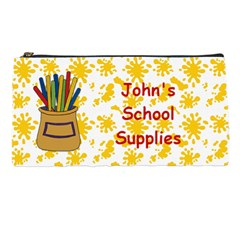 Artistic   Pencil Pouch By Paula Yagisawa   Pencil Case   S90p05gsancs   Www Artscow Com Front