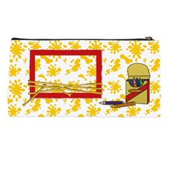 Artistic   Pencil Pouch By Paula Yagisawa   Pencil Case   S90p05gsancs   Www Artscow Com Back