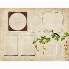 2012 Memory Calendar 12 Month By Laurrie   Wall Calendar 11  X 8 5  (12 Months)   Gd2zmbxwlr52   Www Artscow Com Month