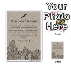 Cityofguilds By Mojo   Multi Purpose Cards (rectangle)   Jg6mgxpwqr4u   Www Artscow Com Front 1