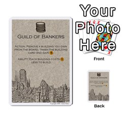 Cityofguilds By Mojo   Multi Purpose Cards (rectangle)   Jg6mgxpwqr4u   Www Artscow Com Front 6
