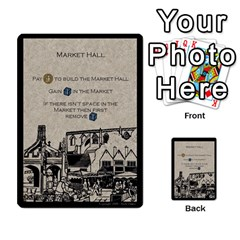 Cityofguilds By Mojo   Multi Purpose Cards (rectangle)   Jg6mgxpwqr4u   Www Artscow Com Front 9