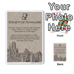 Cityofguilds By Mojo   Multi Purpose Cards (rectangle)   Jg6mgxpwqr4u   Www Artscow Com Front 2
