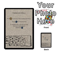 Cityofguilds By Mojo   Multi Purpose Cards (rectangle)   Jg6mgxpwqr4u   Www Artscow Com Front 11