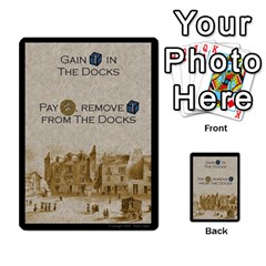 Cityofguilds By Mojo   Multi Purpose Cards (rectangle)   Jg6mgxpwqr4u   Www Artscow Com Front 17