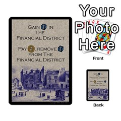 Cityofguilds By Mojo   Multi Purpose Cards (rectangle)   Jg6mgxpwqr4u   Www Artscow Com Front 19