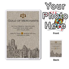Cityofguilds By Mojo   Multi Purpose Cards (rectangle)   Jg6mgxpwqr4u   Www Artscow Com Front 3
