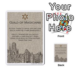 Cityofguilds By Mojo   Multi Purpose Cards (rectangle)   Jg6mgxpwqr4u   Www Artscow Com Front 4