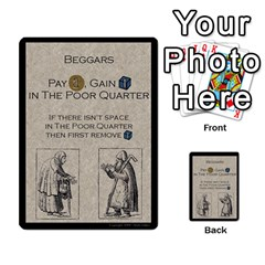 Cityofguilds By Mojo   Multi Purpose Cards (rectangle)   Jg6mgxpwqr4u   Www Artscow Com Front 38