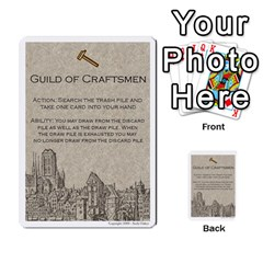 Cityofguilds By Mojo   Multi Purpose Cards (rectangle)   Jg6mgxpwqr4u   Www Artscow Com Front 5