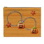 halloween cosmetic bag (XL)