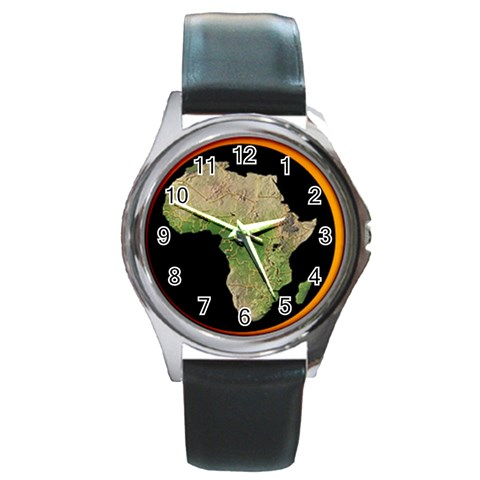 Watch Eample 2 For Cace By Chantel Reid Demeter   Round Metal Watch   454hzotztei2   Www Artscow Com Front