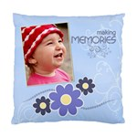 Serenity Blue Cushion Case 1xSided - Cushion Case (One Side)