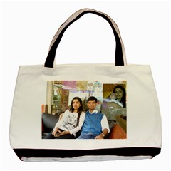 Hai By Ashitha   Basic Tote Bag (two Sides)   Mgv4fo4unjkh   Www Artscow Com Front