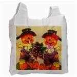 scarecrow recycle bag - Recycle Bag (One Side)