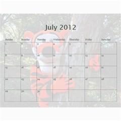 Renée By Joseep Derytele Com   Wall Calendar 11  X 8 5  (12 Months)   Y094encj8hue   Www Artscow Com Jul 2012