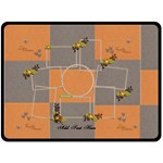 XL Fleece Blanket: Love of Family - Fleece Blanket (Large)