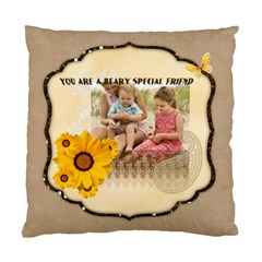 Friendship By Joely   Standard Cushion Case (two Sides)   Tj58902s2yef   Www Artscow Com Front