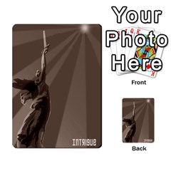 Kremlinintrigue02 By Mojo   Multi Purpose Cards (rectangle)   C930rp11rygr   Www Artscow Com Back 15