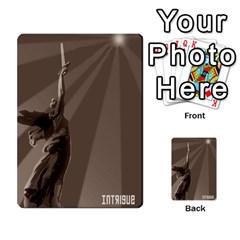 Kremlinintrigue02 By Mojo   Multi Purpose Cards (rectangle)   C930rp11rygr   Www Artscow Com Back 27