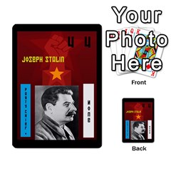 Kremlinintrigue02 By Mojo   Multi Purpose Cards (rectangle)   C930rp11rygr   Www Artscow Com Front 32