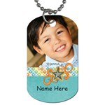 Dog Tag (Two Sides): Cool Dude2