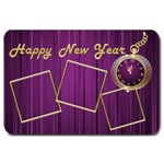 Happy New Year Large Door Mat - Large Doormat