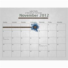Kathy s 2012 Calender By Linda Ward   Wall Calendar 11  X 8 5  (12 Months)   Esykw6r8te9d   Www Artscow Com Nov 2012