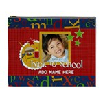 Cosmetic Bag (XL) - Back to School15