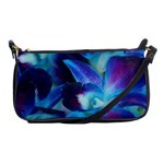 Orchid Purse - Shoulder Clutch Bag