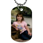 first grandkids - Dog Tag (Two Sides)